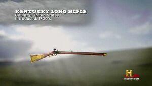 Kentucku Rifle