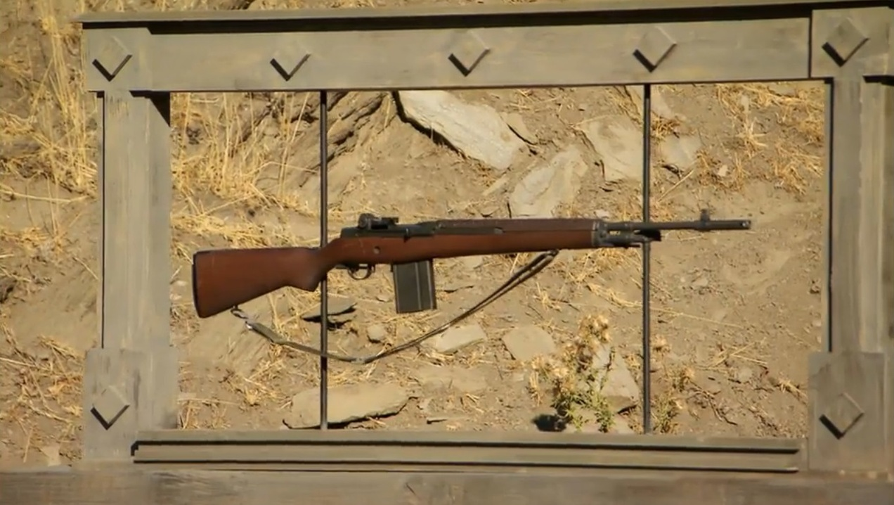 M1A rifle | Top Shot Wiki | FANDOM powered by Wikia