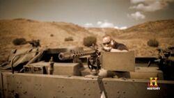 Have Machine Gun Will Travel