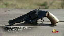 Pinkerton Revolver