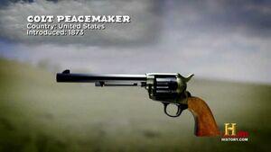 Colt Peacemaker