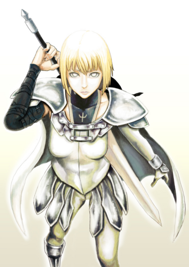 Claymore Clare 1