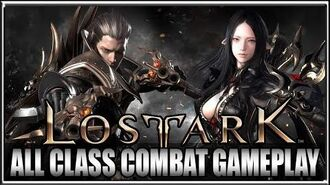 Lost Ark All Classes Combat Gameplay Trailers - Open Beta