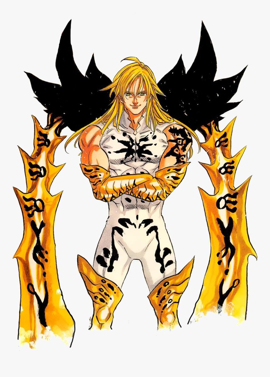 The Demon King (Nanatsu no Taizai)   Top-Strongest Wikia ...