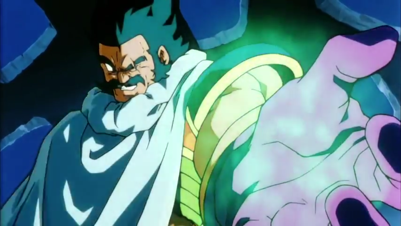 Paragus Z Movie Anime Non Canon Continuity Top Strongest Wikia