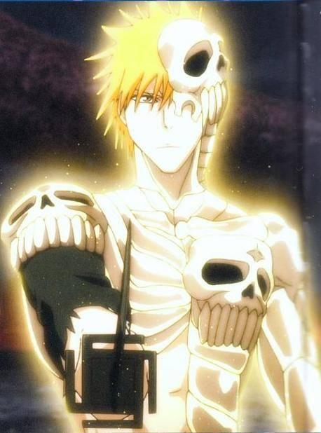 image skull clad ichigo jpg top strongest wikia fandom powered