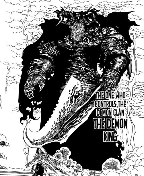 Nanatsu No Taizai Meliodas Demon King The Demon King (Nanatsu no Taizai)   Top-Strongest Wikia ...