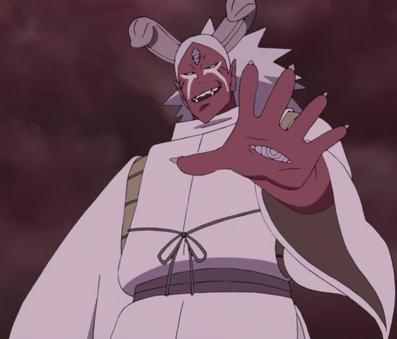 Momoshiki's 2nd Appearance
