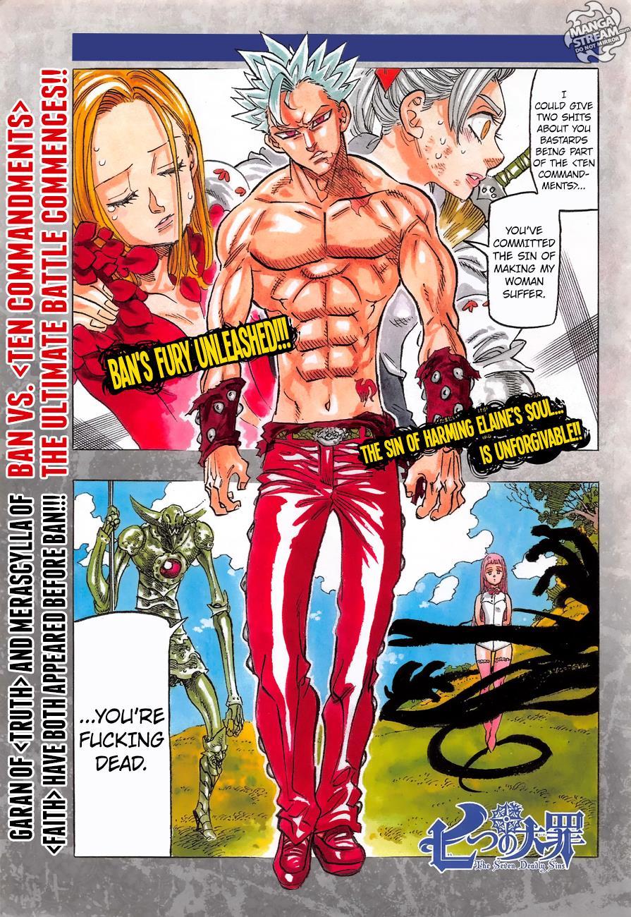 Ban (Nanatsu no Taizai) | Top-Strongest Wikia | FANDOM