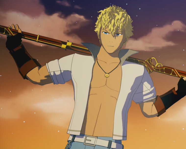 Image result for sun wukong rwby