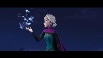 "Disney's Frozen ""Let It Go"" Sequence Performed by Idina Menzel-0"