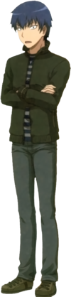 Ryuuji Full Body Game Image