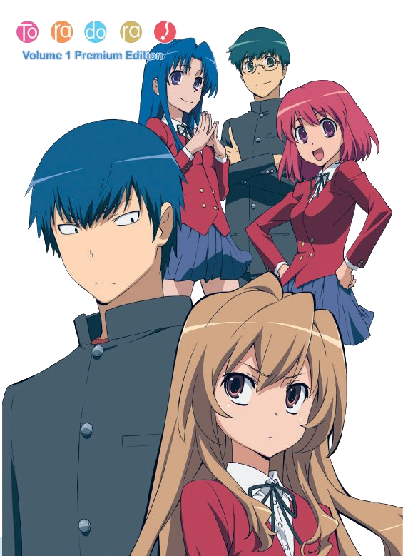 Image result for toradora