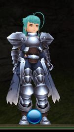 Plate Armor front