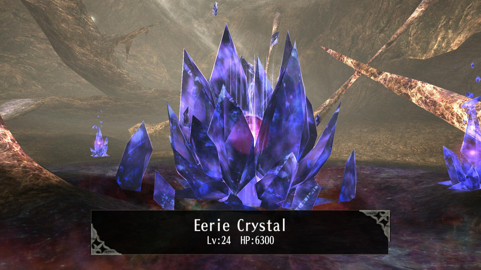 Eerie Crystal   Toram Online Wiki   FANDOM powered by Wikia