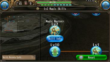 0A Magic - Mastery
