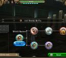 Shield skills