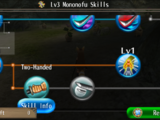 Mononofu Skills