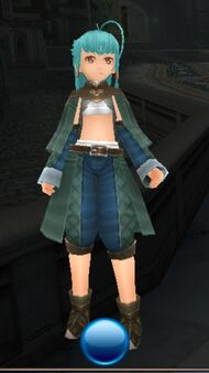 Mage Robe front