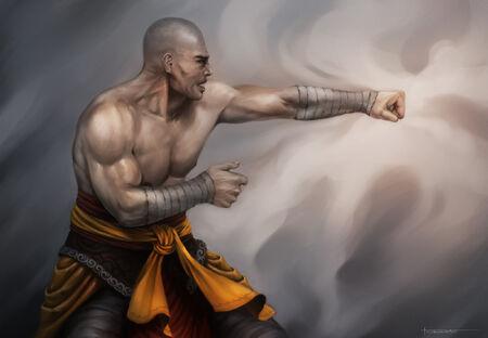 Monk 17 06 12 by lucastorquato27-d5mlyph