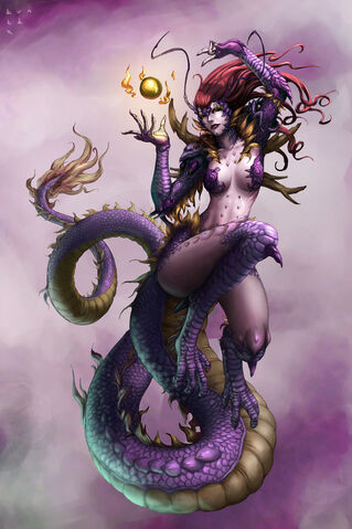 File:Dragon Lady by kunkka.jpg