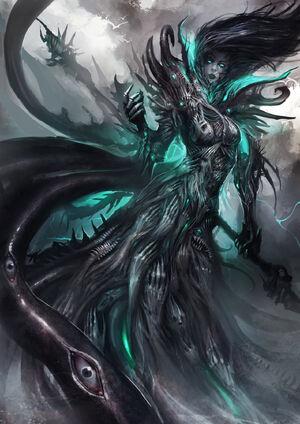 Queen of bones by thedurrrrian-d5y0edx