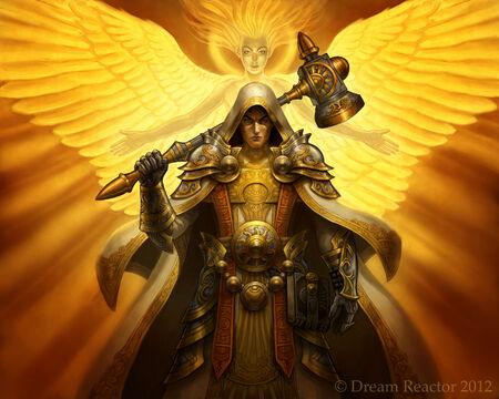 High priest by goldendaniel-d5einnm