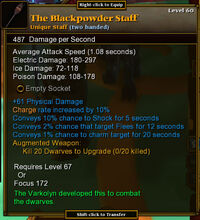 TheBlackpowderStaff