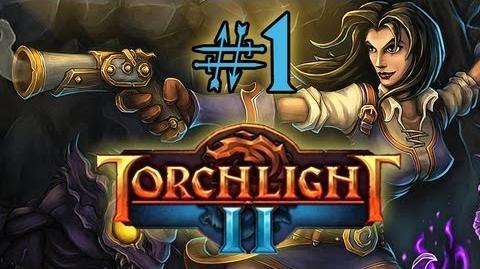 Let's Play Torchlight 2 1 deutsch german - Beta - Torchlight 2 Gameplay Outlander