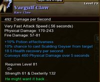 Vargulf Claw73