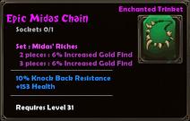 Epic Midas Chain