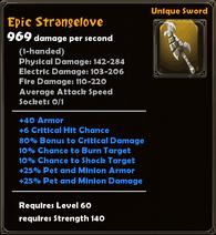 Epic Strangelove