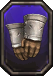 Buckled Gauntlets of the Owl