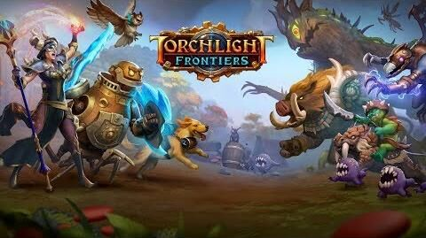 Torchlight Frontiers - Official Announcement Trailer-0