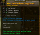 The Triskelion Fragment