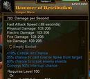 Hammer of Retribution
