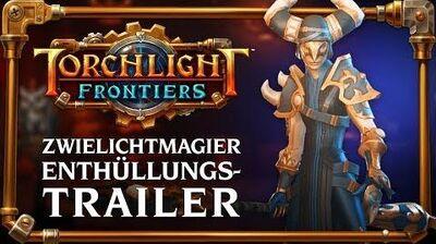 Torchlight Frontiers Zwielichtmagier Enthüllungstrailer