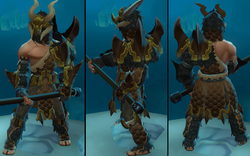 Draketalon SET!
