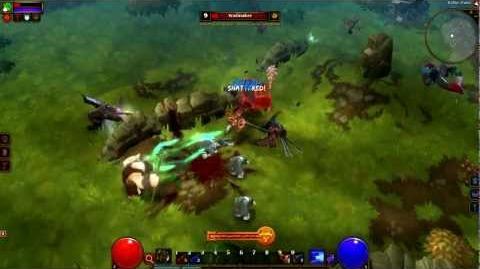 Torchlight II Berserker Frenzy