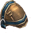 Armor leather mantle
