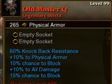 Old Master Q