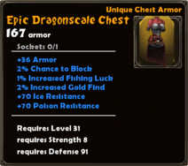 Epic Dragonscale Chest