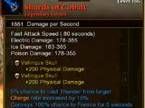 Shards of Cobalt