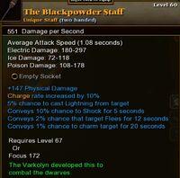 The blackpowder staff 02