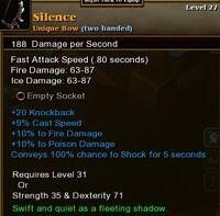 SilenceBow 02