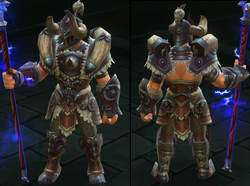 Harbinger Set 01