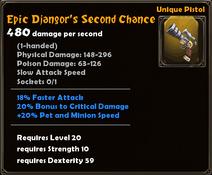 Epic Djangor's Second Chance