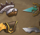 Fist Weapons (T2)