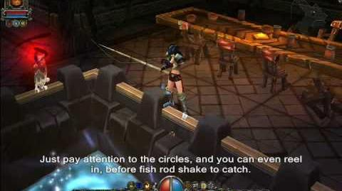How to fish in Torchlight