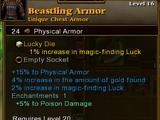 Beastling Armor